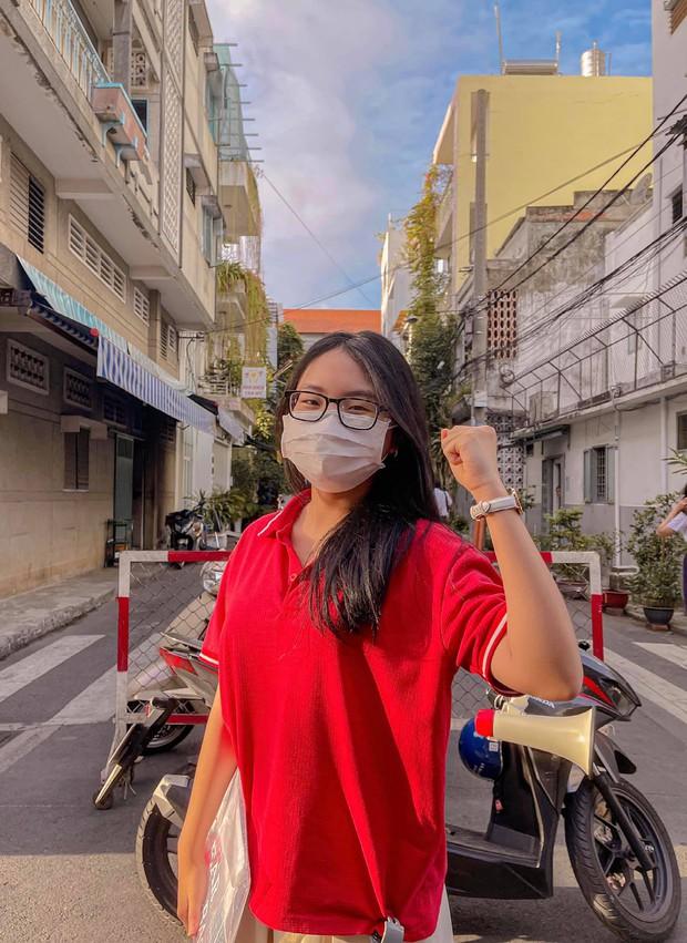 Phỏng vấn nóng Phương Mỹ Chi: Hé lộ sự khác biệt của ca sĩ khi thi tốt nghiệp THPT Quốc gia và lý do sợ đến bất động trong phòng thi - Ảnh 7.