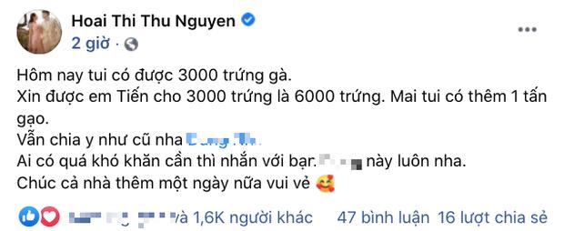 Hoa hậu Thu Hoài đã có động thái sau khi bác sĩ Chiêm Quốc Thái tuyên bố khởi kiện - Ảnh 2.