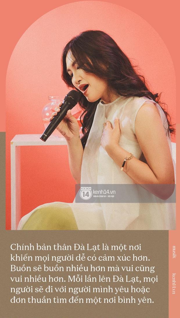 Nguyên Hà: Ca sĩ bắt buộc phải hát hay. Nghệ sĩ giải trí thì dùng ưu điểm về ngoại hình và vũ đạo - Ảnh 8.