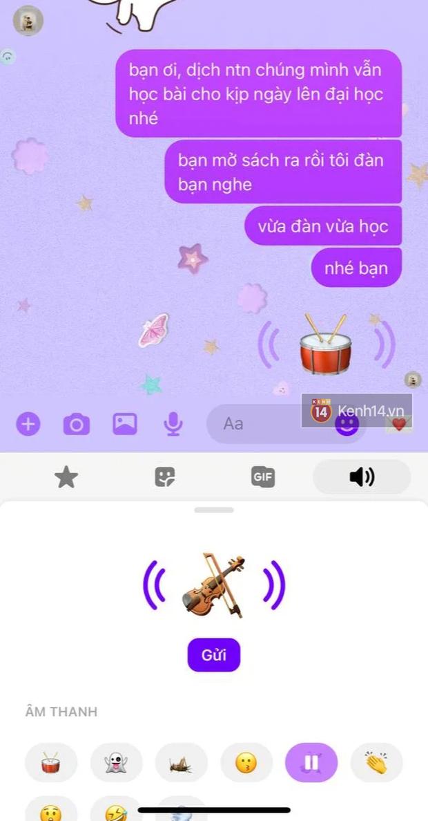 Messenger tung một loạt Emoji biết hát cực đỉnh, nhưng chỉ ai nhân phẩm cao mới được trải nghiệm! - Ảnh 2.