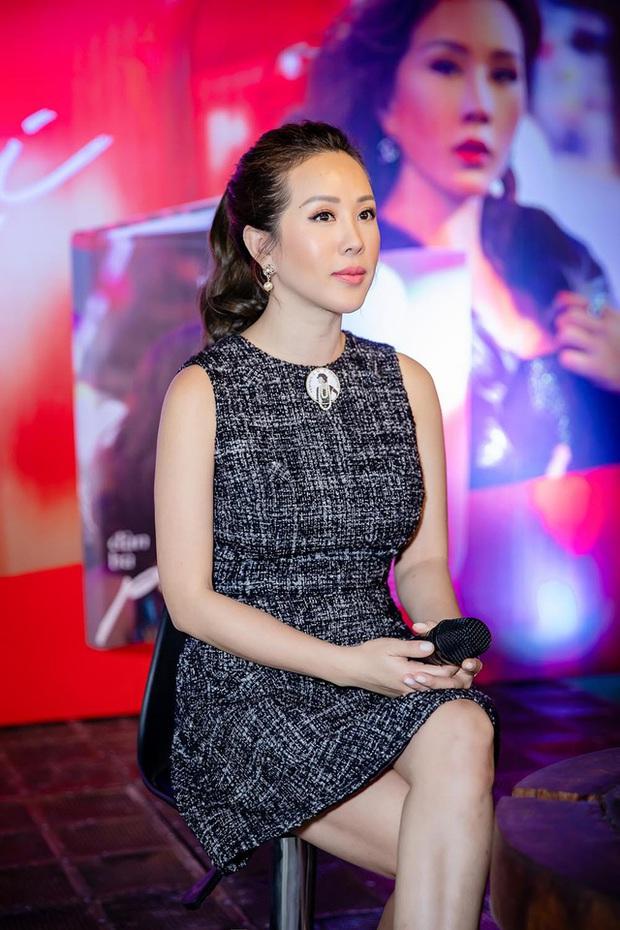 Bị nghi ngờ photoshop nhằm nguỵ tạo bằng chứng, Vy Oanh tung clip khẳng định tin nhắn của Hoa hậu Thu Hoài là thật - Ảnh 7.