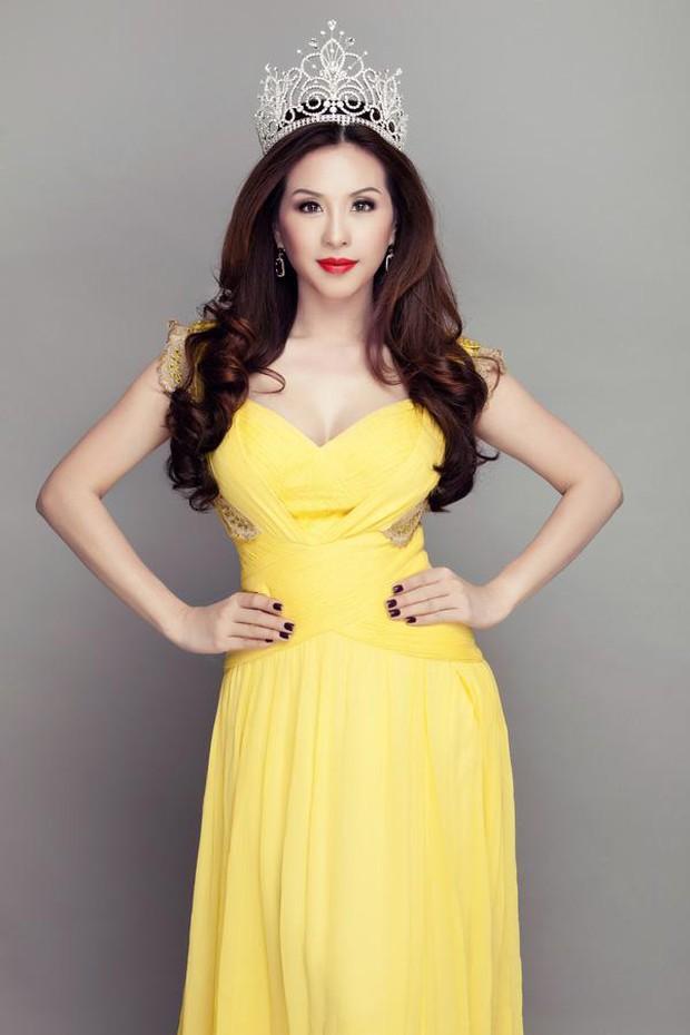 """Giữa drama, Hoa hậu Thu Hoài bị đào lại từng 5 lần 7 lượt bị tố mua giải """"ao làng"""", lật lại thành tích mới gây tranh cãi dữ dội! - Ảnh 7."""