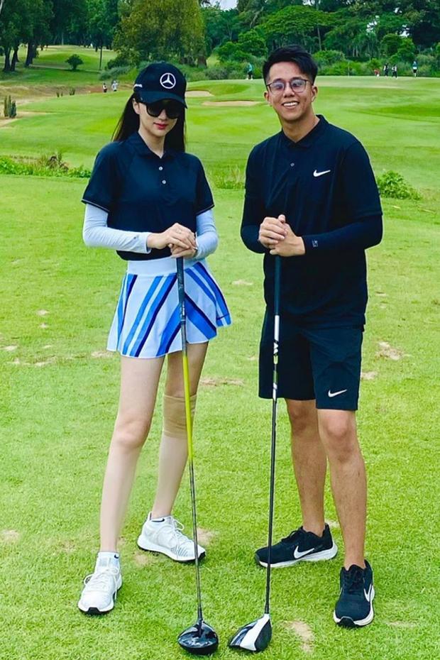 Matt Liu khoe ảnh đi đánh golf, chính là chỗ Hương Giang và hội chị em nổi tiếng vừa check-in? - Ảnh 3.