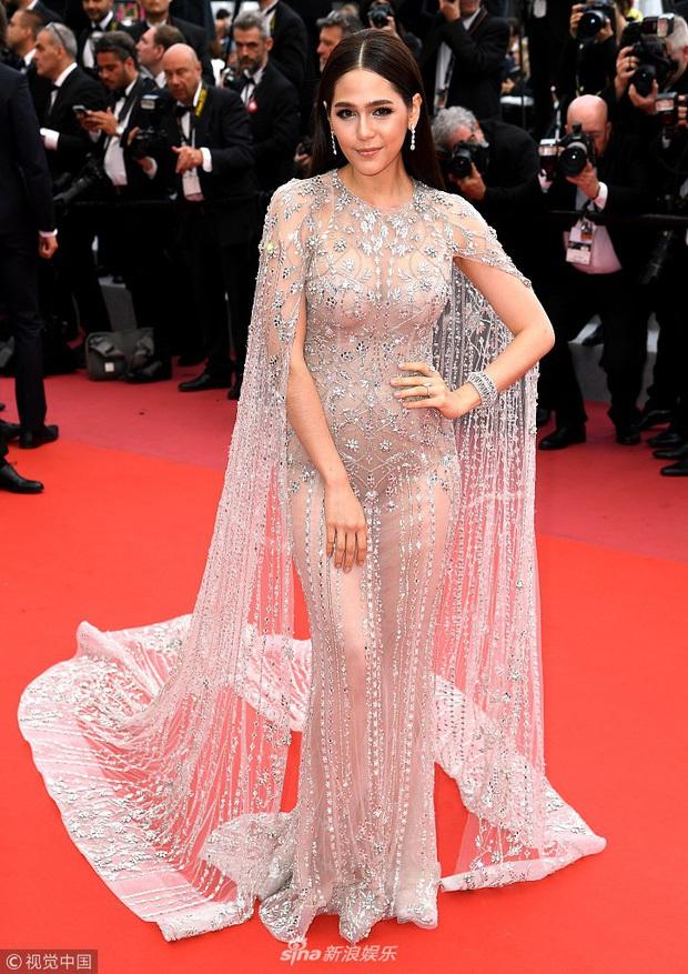 2 nữ thần châu Á đẹp nhất lịch sử Cannes: Phạm Băng Băng chặt chém 1001 váy áo khủng, Chompoo Araya bụng bầu vẫn đẹp lồng lộn - Ảnh 25.