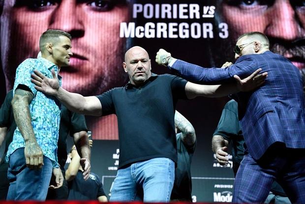 Trận siêu đại chiến đã sẵn sàng và Conor McGregor cũng không còn là trai tốt - Ảnh 3.