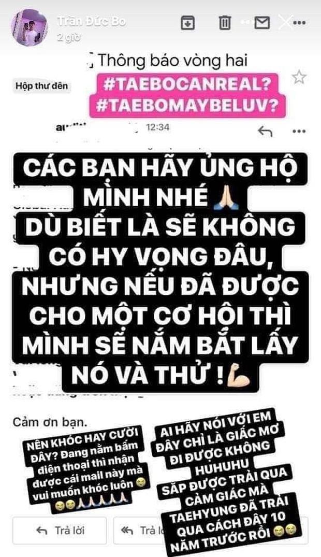 Hú hồn một hiện tượng mạng Việt từng tiết lộ được các công ty Hàn mời casting vì giống Lisa, Jennie (BLACKPINK) và V (BTS)? - Ảnh 3.