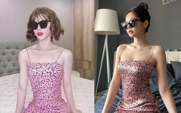 Hú hồn một hiện tượng mạng Việt từng tiết lộ được các công ty Hàn mời casting vì giống Lisa, Jennie (BLACKPINK) và V (BTS)? - Ảnh 4.