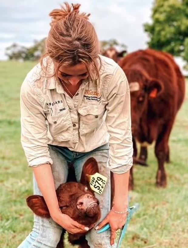 Sốc: Cô gái chăn bò cực nổi tiếng trên TikTok tự tử ở tuổi 19 - Ảnh 2.