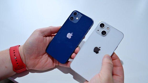 So sánh nhanh mô hình các mẫu iPhone 13 sắp ra mắt với iPhone 12 - Ảnh 3.