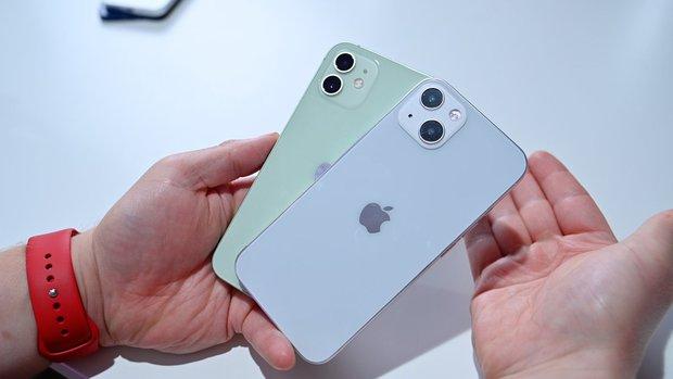 So sánh nhanh mô hình các mẫu iPhone 13 sắp ra mắt với iPhone 12 - Ảnh 4.