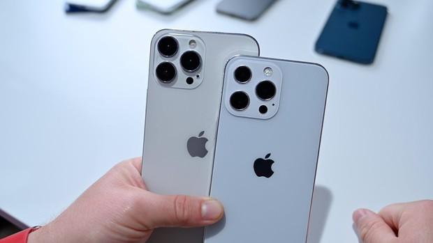 So sánh nhanh mô hình các mẫu iPhone 13 sắp ra mắt với iPhone 12 - Ảnh 9.