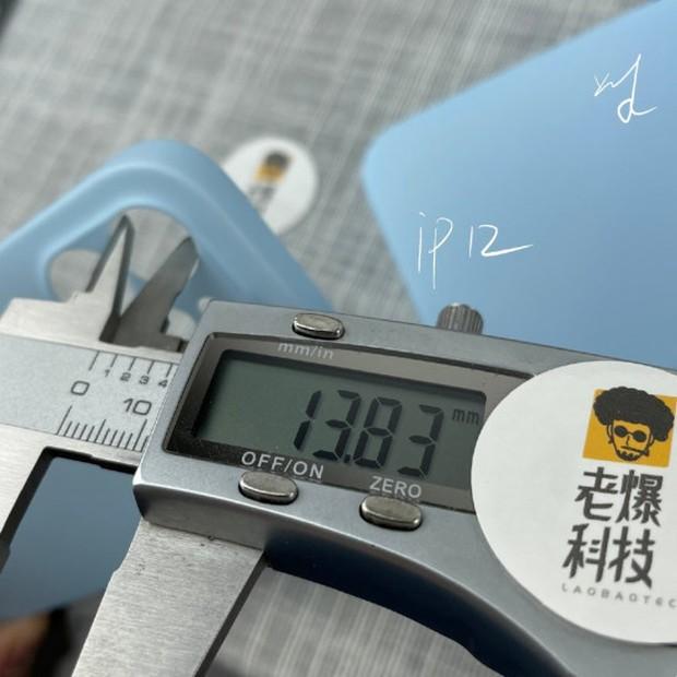 iPhone 13 và iPhone 13 mini sẽ có ống kính gần bằng kích thước của iPhone 12 Pro Max - Ảnh 2.