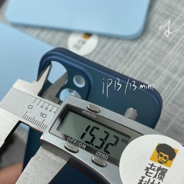 iPhone 13 và iPhone 13 mini sẽ có ống kính gần bằng kích thước của iPhone 12 Pro Max - Ảnh 3.