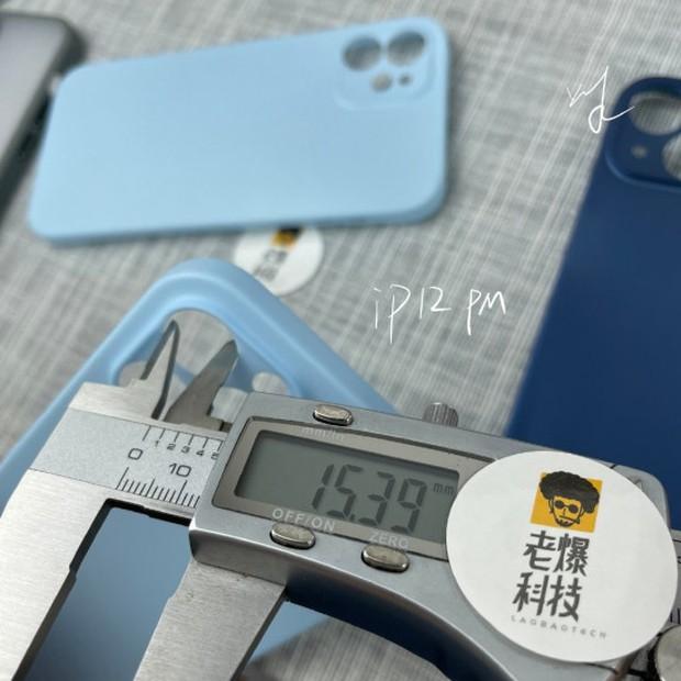 iPhone 13 và iPhone 13 mini sẽ có ống kính gần bằng kích thước của iPhone 12 Pro Max - Ảnh 4.