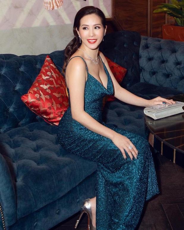 """Giữa drama, Hoa hậu Thu Hoài bị đào lại từng 5 lần 7 lượt bị tố mua giải """"ao làng"""", lật lại thành tích mới gây tranh cãi dữ dội! - Ảnh 8."""