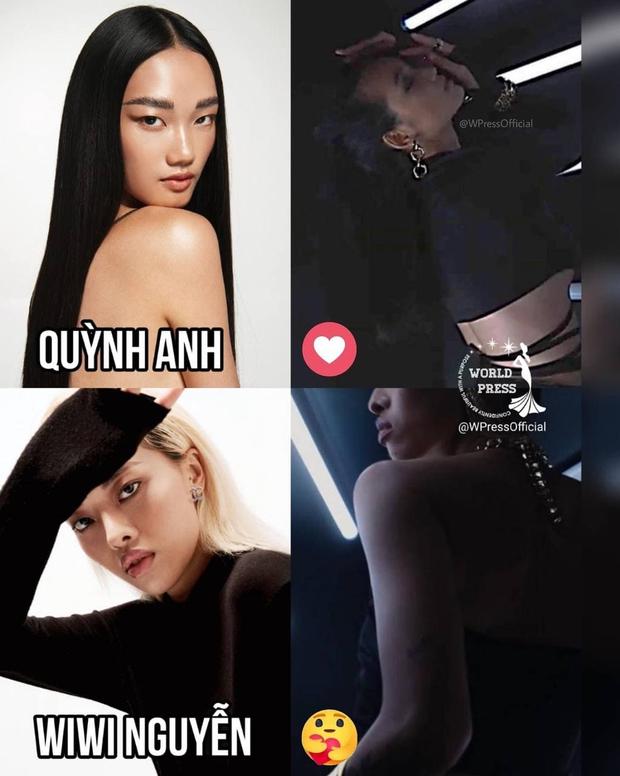 Rò rỉ 2 cô gái đại diện Việt Nam tại show người mẫu châu Á quay hình giữa mùa dịch? - Ảnh 2.