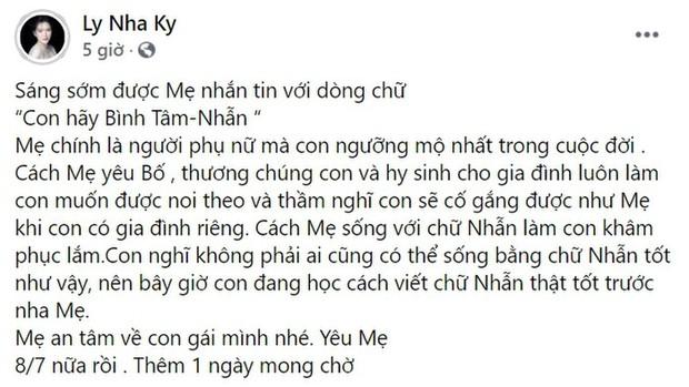 Dính tin đồn nổ về độ giàu, Lý Nhã Kỳ có dòng trạng thái đầy ẩn ý, 1 nghệ sĩ Việt bất ngờ lên tiếng bênh vực - Ảnh 2.