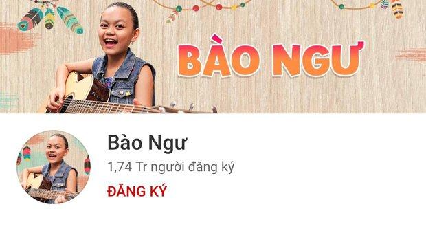 Ca sĩ nhí Bào Ngư: Truyền nhân của gia đình nghệ thuật 5 thế hệ, sở hữu kênh YouTube triệu sub, từng có cát-xê lên đến 4.000 USD? - Ảnh 7.