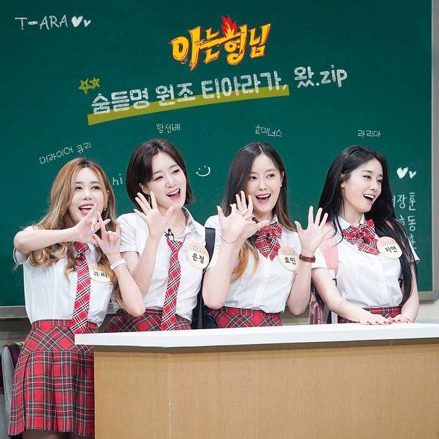 T-ara tái hiện loạt hit, dẫn đầu trending Hàn Quốc khiến Knet rưng rưng: Xin các cậu hãy ra mắt một lần nữa! - Ảnh 2.