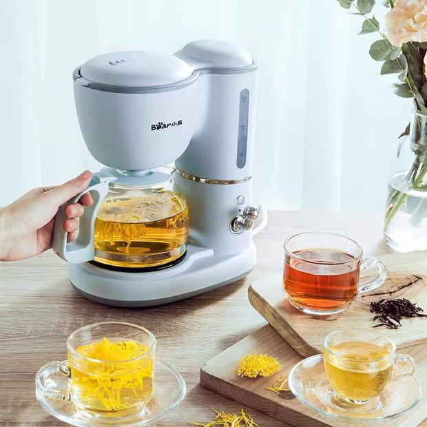 Máy pha cafe Bear: Vừa xinh vừa rẻ nhưng khi dùng nên nâng như nâng trứng nha anh chị em - Ảnh 4.