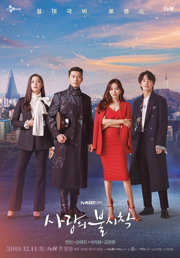 15 phim Hàn đỉnh của chóp do netizen quốc tế bình chọn, nhờ phim giả tình thật mà Son Ye Jin - Hyun Bin chốt vị trí đầu - Ảnh 1.