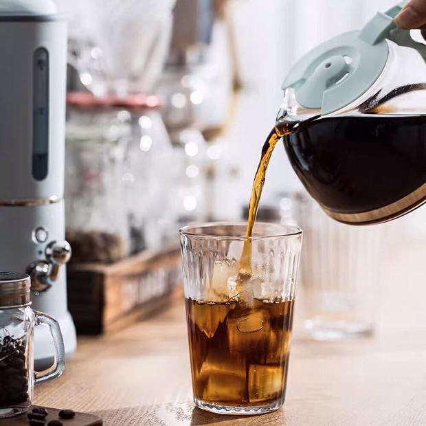 Máy pha cafe Bear: Vừa xinh vừa rẻ nhưng khi dùng nên nâng như nâng trứng nha anh chị em - Ảnh 5.