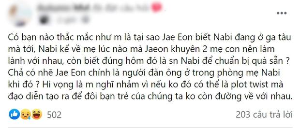 Rộ giả thuyết trai hư (Song Kang) ngủ dạo với mẹ của Na Bi ở Nevertheless, fan nghe mà thấy sai trái quá trời! - Ảnh 4.