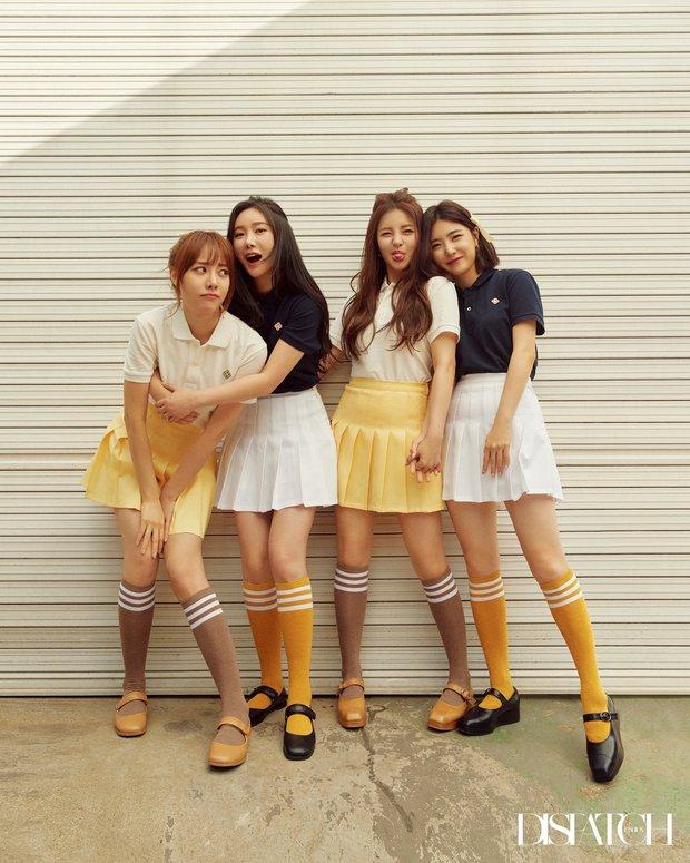 30 girlgroup hot nhất Kpop: BLACKPINK tuột dốc, để tân binh nhà SM và nhóm nhạc hiện tượng tranh nhau top 1 - Ảnh 3.