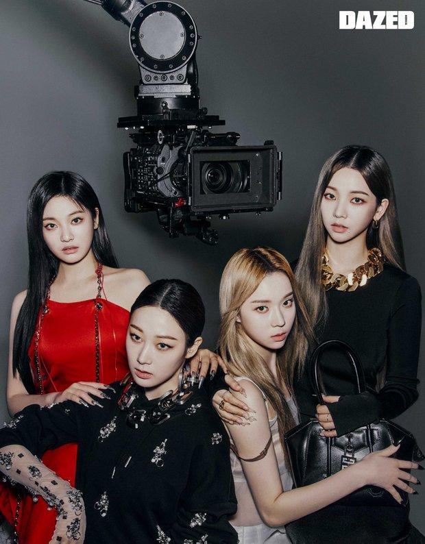 30 girlgroup hot nhất Kpop: BLACKPINK tuột dốc, để tân binh nhà SM và nhóm nhạc hiện tượng tranh nhau top 1 - Ảnh 2.