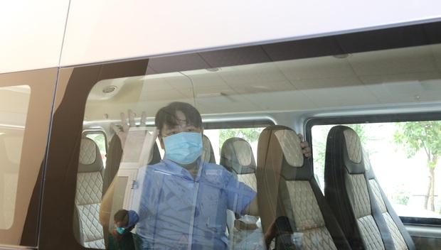 Kỳ diệu: Chiến sĩ công an tại quận Tân Phú mắc Covid-19 nặng đã xuất viện sau hơn 1 tháng điều trị - Ảnh 2.