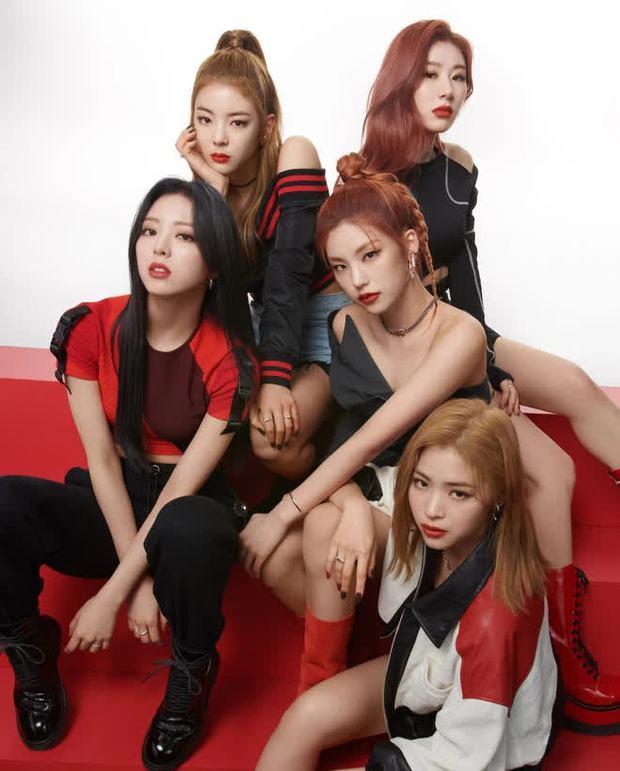 30 girlgroup hot nhất Kpop: BLACKPINK tuột dốc, để tân binh nhà SM và nhóm nhạc hiện tượng tranh nhau top 1 - Ảnh 8.