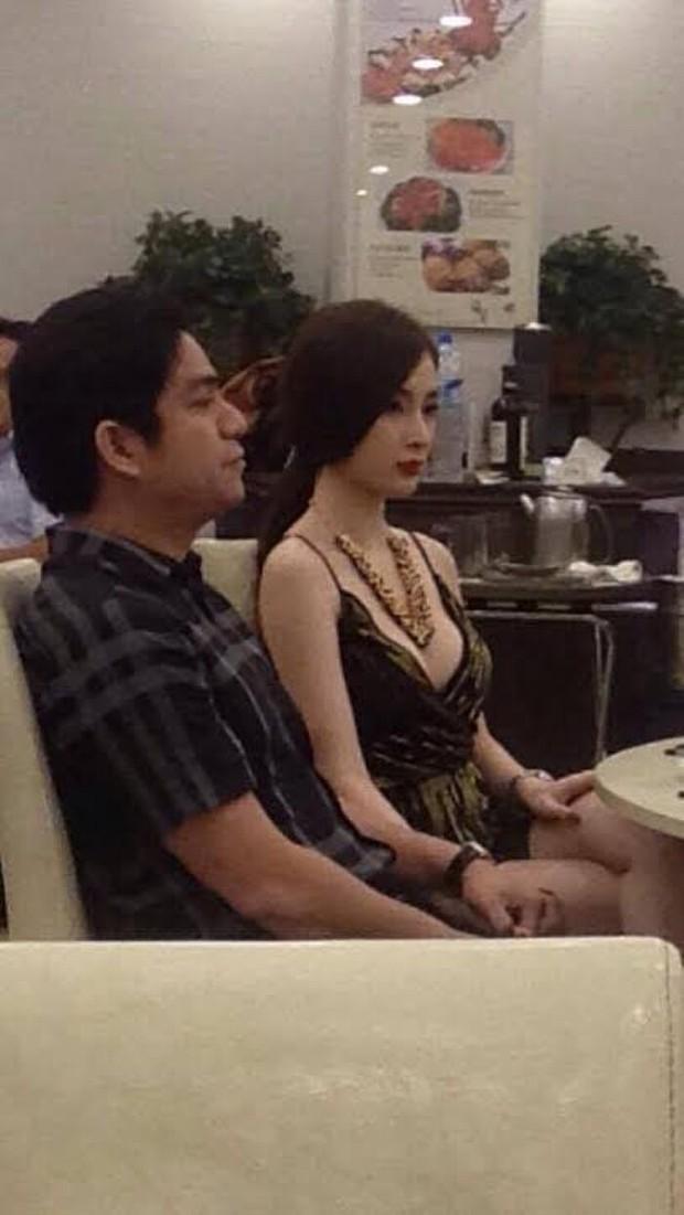 4 bóng hồng từng dính tin hẹn hò bác sĩ Chiêm Quốc Thái: Phương Khánh, Kỳ Duyên lộ hint mồn một, ồn ào nhất là Angela Phương Trinh - Ảnh 2.