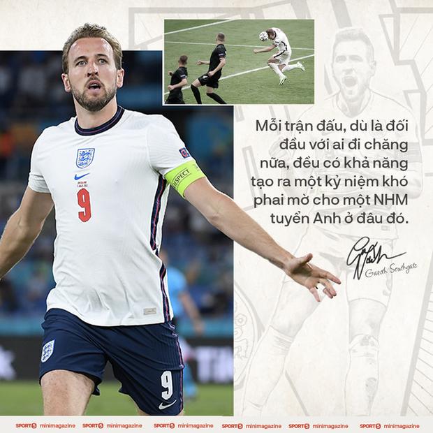 Tâm thư của HLV Gareth Southgate viết cho nước Anh: Nếu không có niềm tự hào dân tộc, cơ hội khoác áo Tam sư sẽ không bao giờ xuất hiện - Ảnh 3.