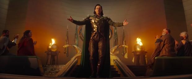 Hóa ra trùm cuối đứng sau Thanos của Loki đã xuất hiện từ lâu, cái tên quá quen thuộc mà không ai nghĩ tới? - Ảnh 2.