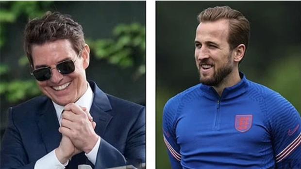 Tom Cruise tặng món quà siêu độc cho tuyển Anh trước chung kết Euro 2020: Phải ký thoả thuận bảo mật mới được mở quà - Ảnh 2.