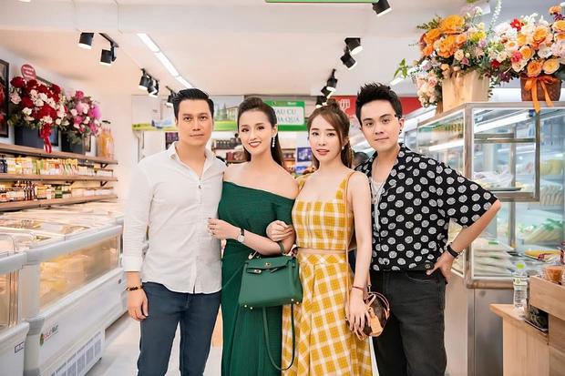 Cá sấu chúa Quỳnh Nga hiếm lắm mới hội ngộ chàng IT Minh Tiệp sau 12 năm, nhưng netizen chỉ chăm chăm ship với Việt Anh - Ảnh 4.