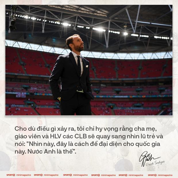 Tâm thư của HLV Gareth Southgate viết cho nước Anh: Nếu không có niềm tự hào dân tộc, cơ hội khoác áo Tam sư sẽ không bao giờ xuất hiện - Ảnh 10.