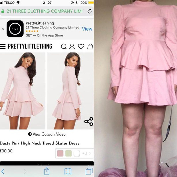 8 pha mua váy online khiến bạn muốn thốt lên: Em trao shop niềm tin, sao shop trao em mấy món phèn chúa thế này? - Ảnh 4.
