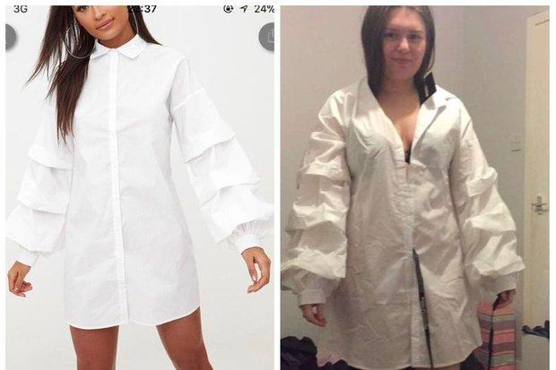 8 pha mua váy online khiến bạn muốn thốt lên: Em trao shop niềm tin, sao shop trao em mấy món phèn chúa thế này? - Ảnh 6.