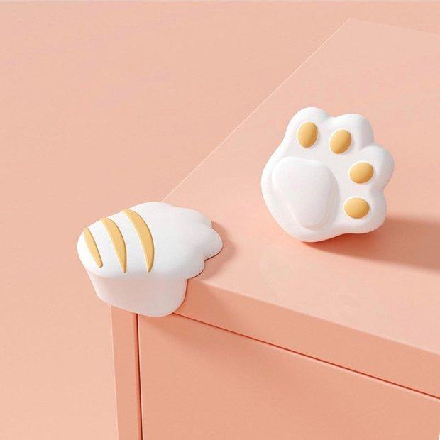 5 món phụ kiện xinh xỉu bạn không biết mình cần cho đến khi nhìn thấy: Cưng nhất là chiếc tay mèo bọc góc bàn - Ảnh 1.