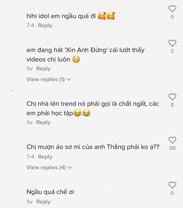 Mẹ bỉm sữa Đông Nhi quá ngầu khi dance cover ca khúc mới của học trò, netizen còn nghi mượn áo Ông Cao Thắng - Ảnh 6.
