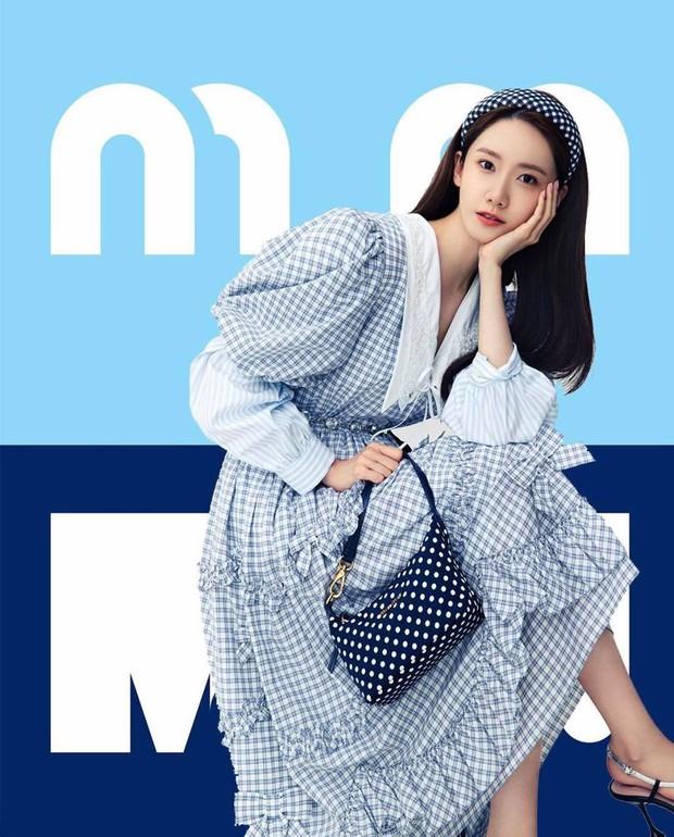 Mời bạn ngắm bộ ảnh mà ở đó, Yoona và loạt fashionista cũng không đỡ nổi kiểu cắt ghép này! - Ảnh 2.