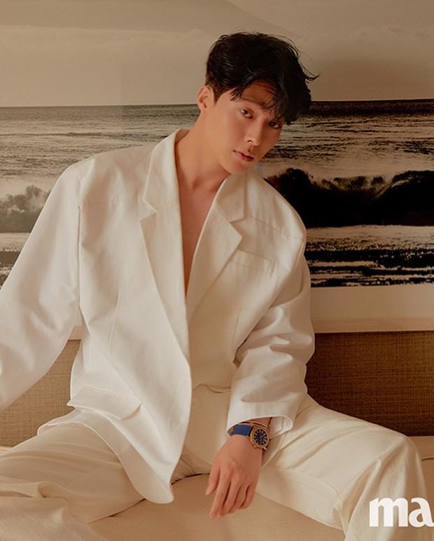 Nam thần điện ảnh mới đến từ YG Jang Ki Yong: Na ná Hyun Bin, trùng hợp sắp yêu Song Hye Kyo, nghi chen vào cặp đôi Reply 1988 - Ảnh 4.