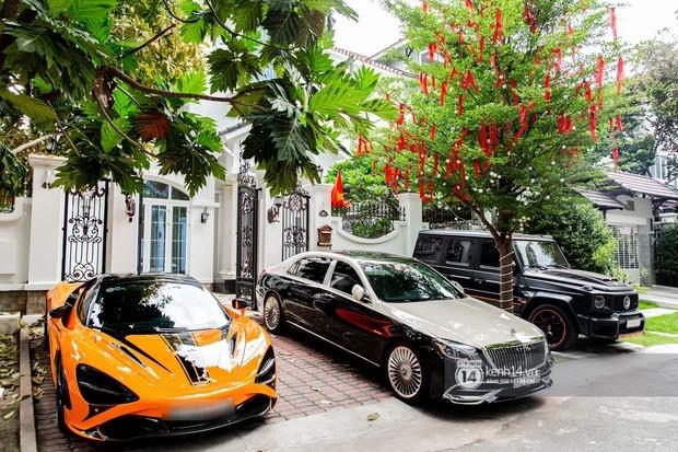Nữ đại gia có biệt thự 200 tỷ, siêu xe xếp kín sân giàu cỡ nào? - Ảnh 8.