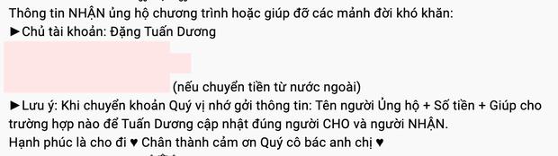 Sau lời xin lỗi của YouTuber từ chối phát cơm cho người mập - sơn móng chân, netizen yêu cầu công khai toàn bộ sao kê từ thiện - Ảnh 3.