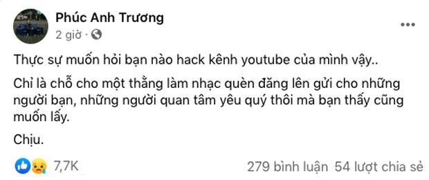 Kênh YouTube của Phúc Du tự nhiên chuyển sang livestream tiền ảo, MV bay màu hết, chuyện gì xảy ra vậy? - Ảnh 2.