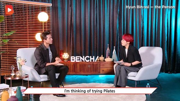 Hyun Bin bất ngờ hé lộ sở thích chung với Son Ye Jin, choáng nhất màn thả thính bạn gái đến đỏ mặt trên sóng truyền hình - Ảnh 2.