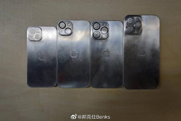 Đây gần như chắc chắn là thiết kế của iPhone 13 Series - Ảnh 1.