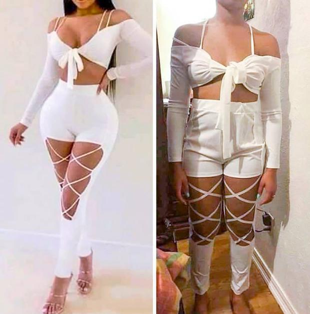 8 pha mua váy online khiến bạn muốn thốt lên: Em trao shop niềm tin, sao shop trao em mấy món phèn chúa thế này? - Ảnh 3.