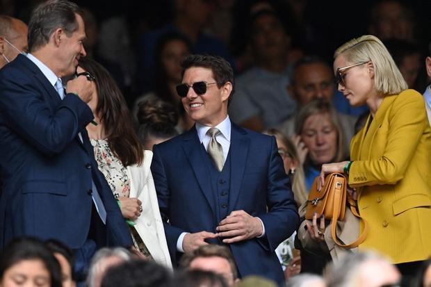 Dàn sao đổ bộ Chung kết Euro 2020: David Beckham - Tom Cruise thân mật gây bão, Harper xinh xắn át cả siêu mẫu Kate Moss - Ảnh 20.